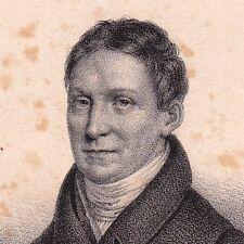 Emmanuel de Pastoret Marseille Conseil des Cinq-Cents Révolution Française 1833