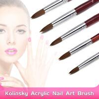 Hot Acrylic UV Gel Nail Art Design Pen Polish Painting Brush Manicure Tool