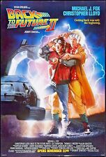Back to the Future II Movie Poster * Reprint * 13 x 19