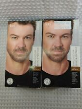 Ion 5 Minute Men Hair Color Light Brown Color Brilliance Semi-Permanent (2-Pack)