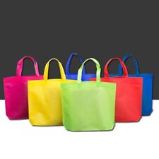 Nonwoven Shopping Bag Reusable Tote Bag Grocery Storage Handbag Eco Shoppers 1PC
