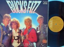 Bucks Fizz ORIG OZ LP Are you ready NM '82 RCA VPL17443 Euro Pop Disco
