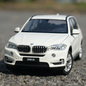 Men's Display Gift WELLY 1:24 BMW X5 SUV Diecast Alloy Static Car Model no box