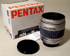 Pentax Lens SMCP- FA 28-90 mm F/3.5-5.6 AutoFocus/manual K mt. NEW !