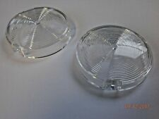 Interior Courtesy Ceiling Light Lenses x2 for Range Rover Classic LSE PRC1634