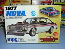 MPC 1977 CHEVROLET NOVA ANNUAL 3in1 #1-7707 AMT 77 1/25 MINT UNBUILT MODEL KIT