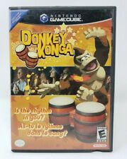Donkey Konga (Game Only) Nintendo GameCube Game