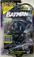 DC Universe Superheroes Batman Ice Cannon Mr Freeze (No Goggles Variant) Mattel