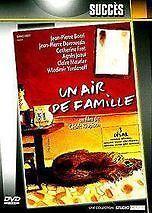 DVD *** UN AIR DE FAMILLE *** avec Jean-Pierre Bacri