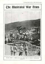 1916 Heavy French Artillery Gun Somme Kite-balloons
