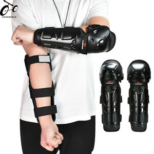 Elbow Pads Protector Brace Support Guards Arm Guard MMA Gym  Protective Gear