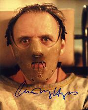 REPRINT - ANTHONY HOPKINS 2 Hannibal autographed signed photo copy reprint