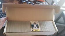 1987 Topps Baseball complete set - hand collated NRMT-MT. Bonds RC