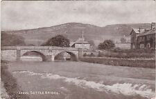 The Bridge & River Ribble, SETTLE, Yorkshire