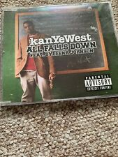 KANYE WEST feat SYLEENA JOHNSON  All falls down  2 TRACK CD  VGC