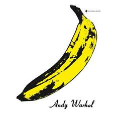 THE VELVET UNDERGROUND + NICO - PEELING BANANA COVER - LP IMPORT  WARHOL