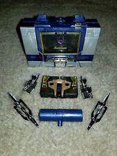 Transformers Soundwave G1 Walmart Exclusive Reissue