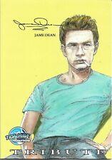 James Dean Tribute: Comic Bio