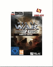 Men of War Assault 2 Squad Complete Edition Steam Pc Game Global