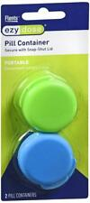 EZY Dose Portable Pill Container 2ct 025715677002s158