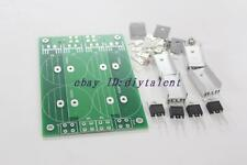 Amplifier PSU kit without 4 X10000uF Audio Grade Capacitor Power supply
