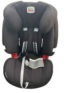 britax evolva 123 car seat USED