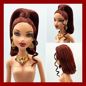 ❤️Mattel My Scene Swappin Styles Chelsea Doll Styled Nude for OOAK❤️
