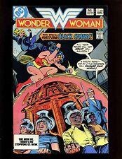 Wonder Woman #309 Fnvf Andru Giordano Heck Black Canary Elongated Man Huntress
