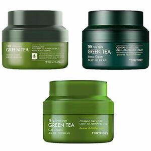 [TONYMOLY] The Chok Chok Green Tea Watery, Intense, Gel Cream - 100ml K-Cosmetic