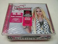 Avril Lavigne – The Best Damn Thing - CD T-Shirt  Limited Edition - SEALED MINT