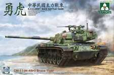 Takom (三花) 1/35 R.O.C. Army MBT CM-11 (M-48H) Brave Tiger #2090  *New release*