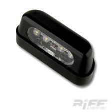 LED Kennzeichen Beleuchtung Nummernschild schwarz Auto PKW Motorrad Quad ATV
