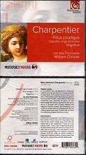 "MARC-ANTOINE CHARPENTIER ""Filius Prodigus"" (CD Digipack) W.Christie 2012 NEUF"
