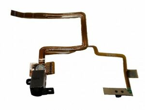 Headphone Jack/Socket & Flex Cable for iPod Video/Classic 5th/6th/7th Gen black