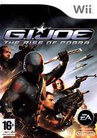 G.I. Joe The Rise Of Cobra Wii (Nintendo Wii) - Free Postage - EU Seller