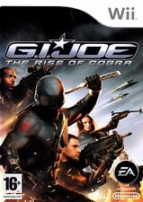 G.I. JOE The Rise of Cobra Wii (Nintendo Wii) - Envoi Gratuit-Vendeur Britannique