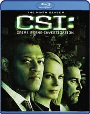 CSI: Crime Scene Investigation: Season 9 [Blu-ray] New and Factory Sealed