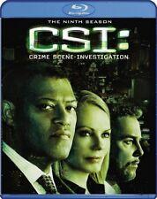 CSI: Crime Scene Investigation: Season 9 [Blu-ray] New and Factory Sealed