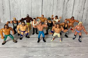 WWF Hasbro Bundle Wrestling Action Figure Job Lot Retro Vintage WWE Ric Flair