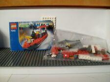 Lego Set 7043 City Feuerwehr Löschboot