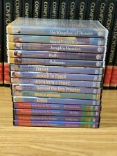 Nest, Living Scriptures 15 DVDs  from the Bible old and New testament
