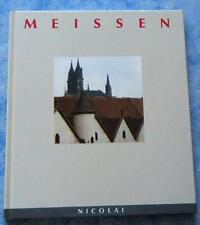 Windoffer / Knape Meissen 1991 Bilder Ansichten Reihe Städte in Deutschland