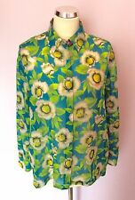 Cotton Yes Blouse Floral Tops & Shirts for Women