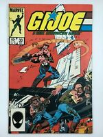 1984 G.I. Joe #30 Marvel Copper Age COMIC BOOK