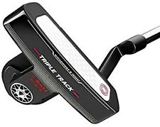 ODYSSEY GOLF Triple Track 2-Ball Blade Putter Graphite Right Handed 35 Headcover