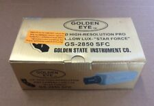 """Gs-2850 Sfc 1/3"""" Color High Resolution Low Lux Camera"""