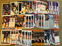 Kevin Lowe 65 Card Bulk Lot With Duplicates See Scans NHL Hockey