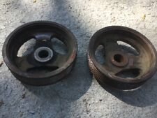 John Deere 259318M Flat Grooved Pulley,Hit & Miss,Engine Tractor