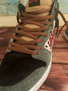 Size 9 - Nike SB Dunk High Walk The Dog 2019