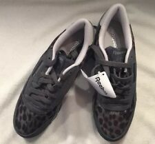 New listing New Reebok Classic Shark Charcoal Gray Tennis Shoes Sneakers Women Size 8